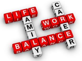 Vereinbarkeit von Beruf und Privatleben